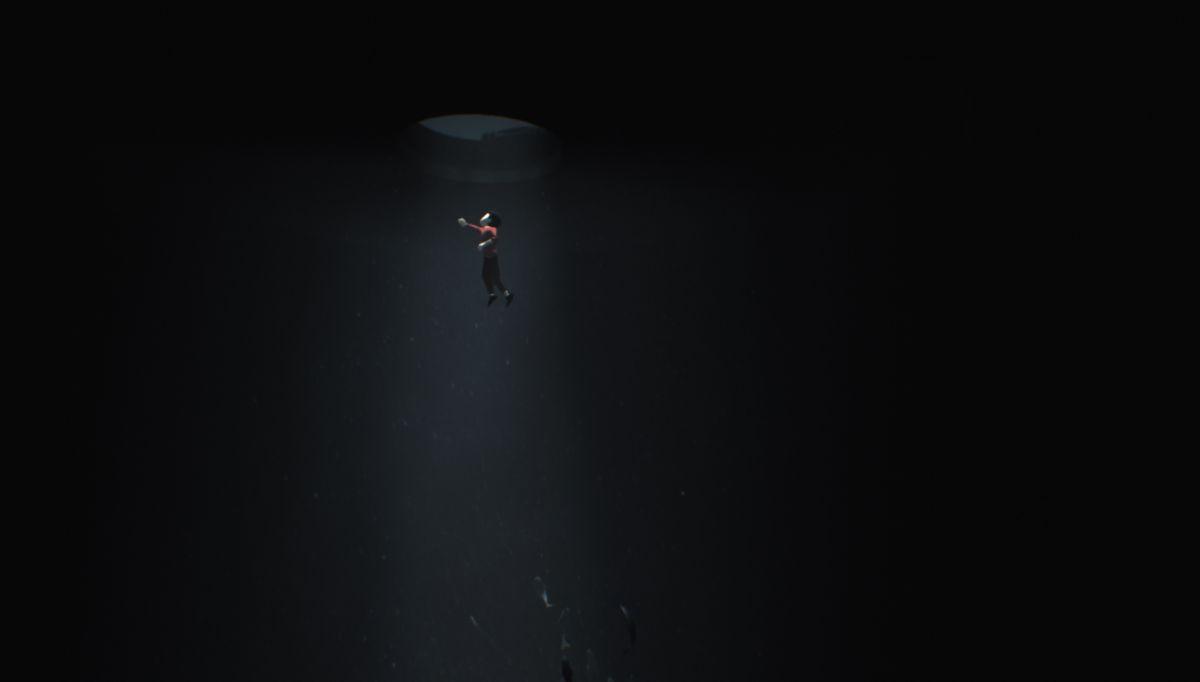 Кадр из игры Inside