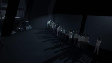 Кадр из игры Inside - лаборатория