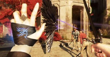 Dishonored 2 - новый геймплей за Эмили Колдуин