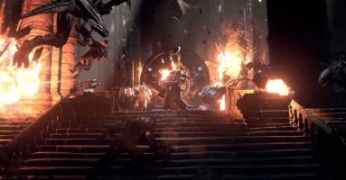 Space Hulk: Deathwing - трейлер с Gamescom 2016