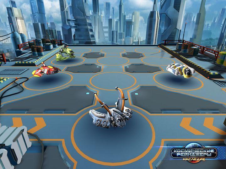 «Космические рейнджеры: Наследие» - кадр из игры