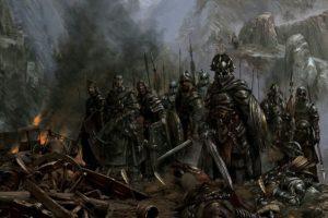 """""""Сказания Меекханского пограничья: Север - Юг"""" - обложка"""