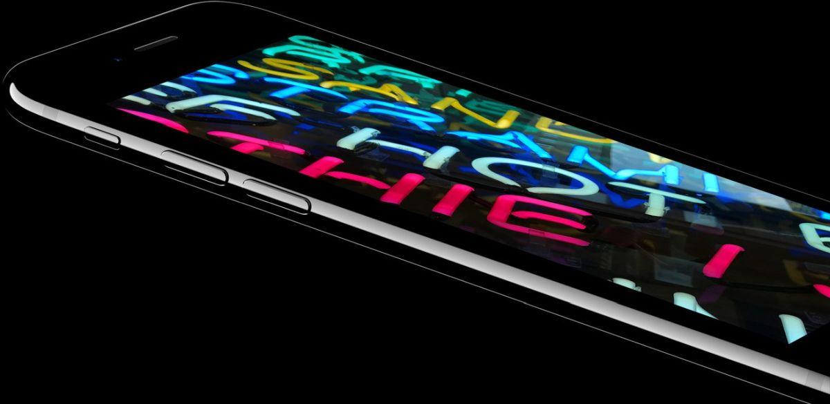 iphone 7 - дисплей
