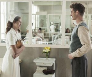 Знакомство Десмонда Досса с будущей женой
