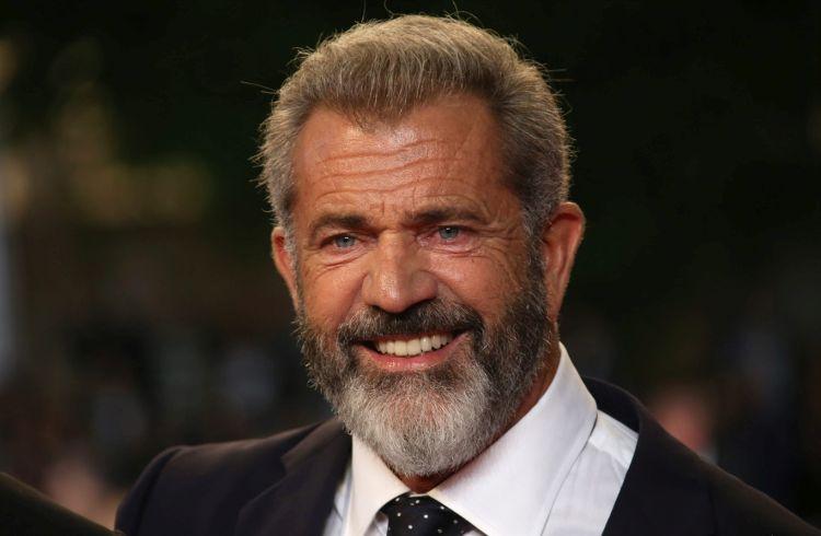 Мэл Гибсон и его борода