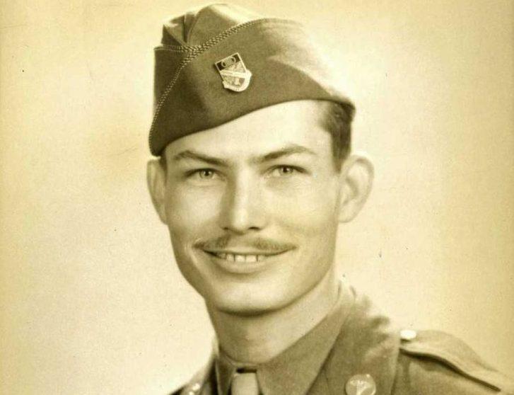 Десмонд Досс - армейское фото