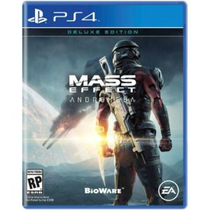 Mass Effect: Andromeda обложка