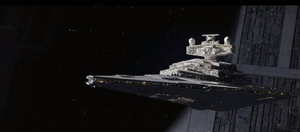 Изгой-один: Имперский разрушитель