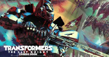 «Трансформеры: Последний Рыцарь» - первый трейлер