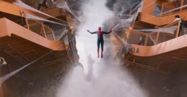 «Человек-Паук: Возвращение домой» - первый трейлер