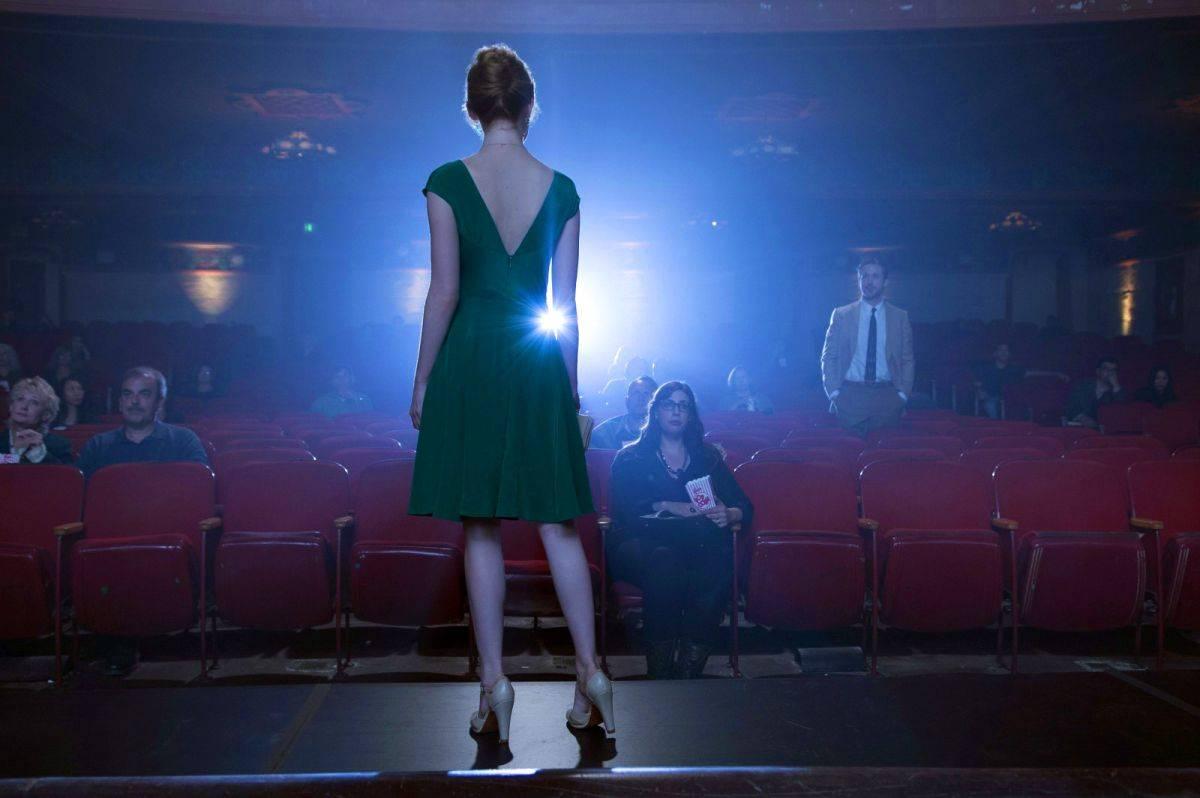 Кадр из фильма Ла-Ла Ленд