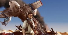 Нейтан Дрейк из Uncharted 3