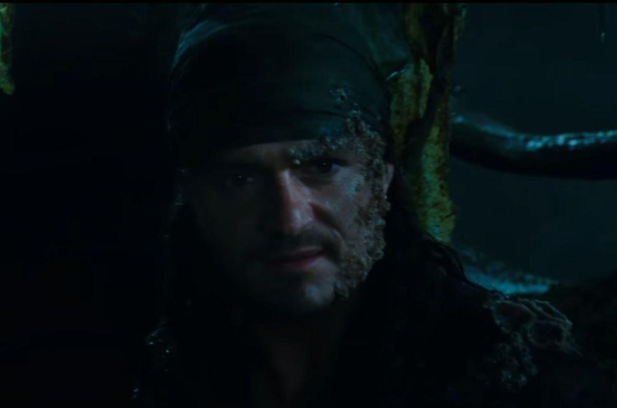 Пираты Карибского моря 5 - Уилл Тёрнер (Орландо Блум)