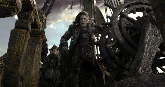 Пираты Карибского моря 5 - капитан Салазар (Хавьер Бардем)