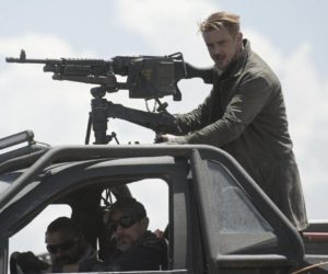 "Пирс (Бойд Холбрук) - кадр из фильма ""Логан: Росомаха"""