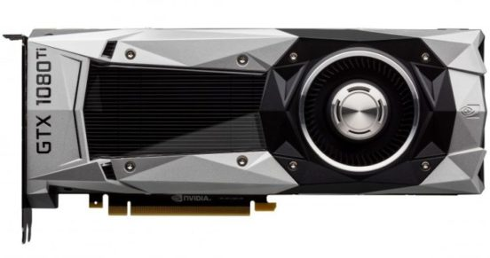 GeForce 1080ti