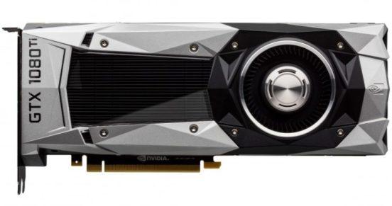 GeForce 1080ti