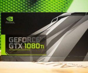 Nvidia GeForce 1080ti