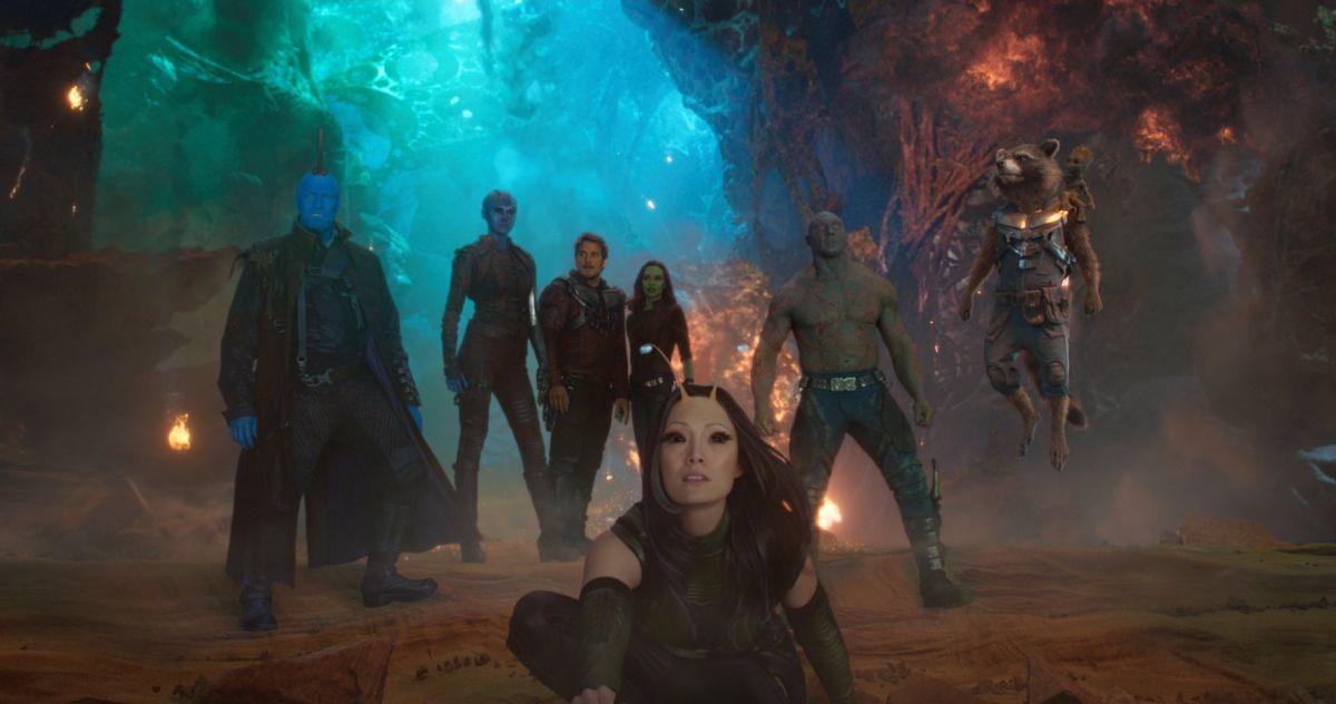Новая команда Стражей галактики