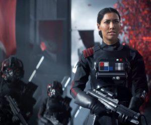 """Иден Версио - командир """"Отряда Инферно"""" и главный герой Star Wars Battlefront II"""