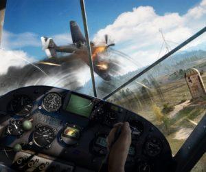 В Far Cry 5 можно будет летать на самолётах