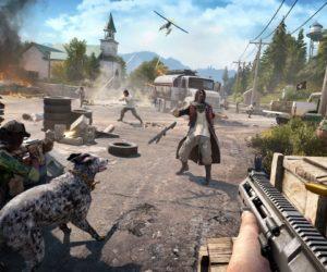 В Far Cry 5 предстоит убивать сектантов