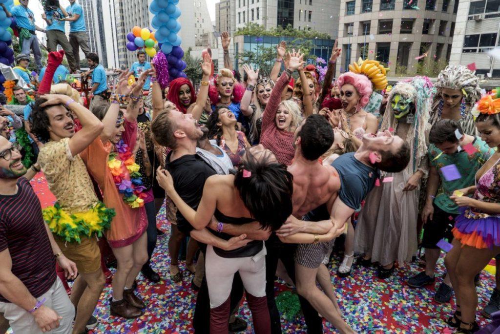Sense8 - Гей-парад