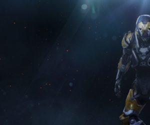 """E3 2017: """"Anthem"""" - первый трейлер новой игры от BioWare"""