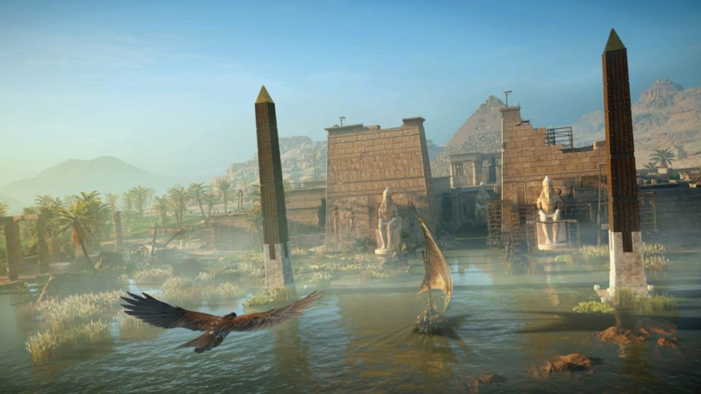 Assassin's Creed Origins - Орёл