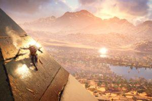 Assassin's Creed Origins - Пирамида