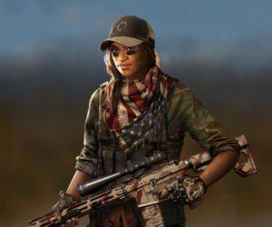 Far Cry 5 art