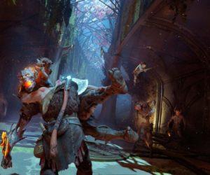 """E3 2017: геймплейный трейлер """"God of War"""" и дата выхода"""