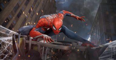 """E3 2017: демонстрация """"Marvel's Spider-Man"""" – новой игры про Человека-паука."""