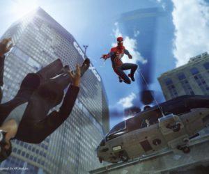 """E3 2017: демонстрация """"Marvel's Spider-Man"""" - новой игры про Человека-паука."""