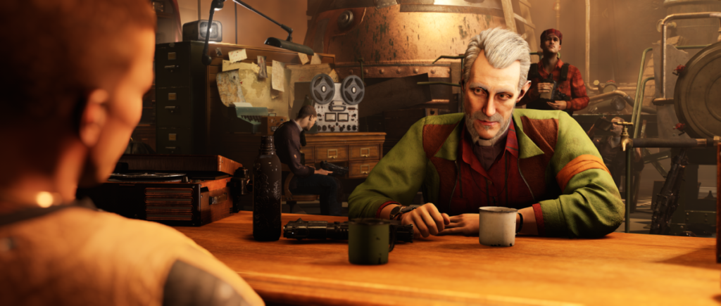 "E3 2017: официальный анонс ""Wolfenstein II: The New Colossus"". Первый трейлер и скриншоты."