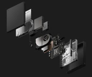 E3 2017: официально анонсирована новая игровая консоль - Xbox One X