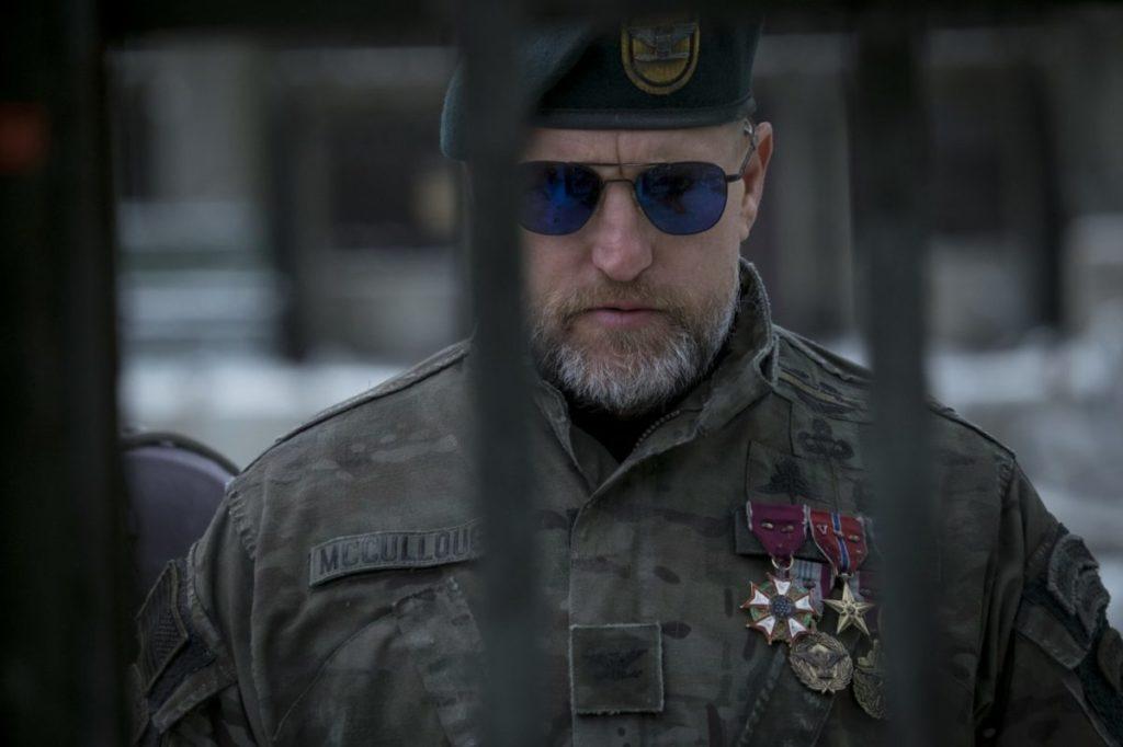 Вуди Харельсон в роли Полковника