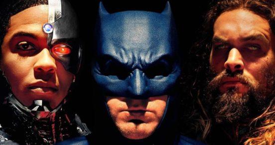 """""""Лига справедливости"""" - трейлер с Comic-Con и новости DC"""