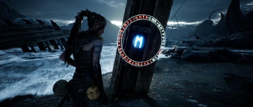"""""""Hellblade"""" - руны"""