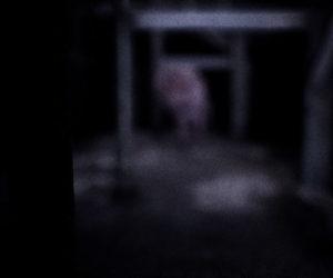 Монстр во тьме