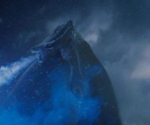 Король ночи на ледяном драконе