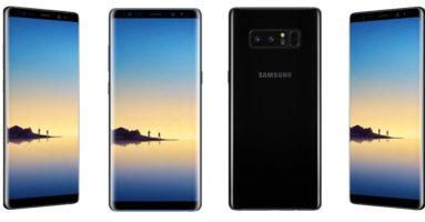 Samsung Galaxy Note 8 официально анонсирован. Цена, фото и характеристики