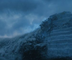 Стена пала