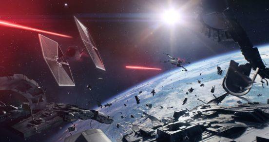 battlefront 2 space