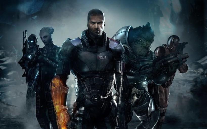 Игры с лучшим сюжетом: Mass Effect