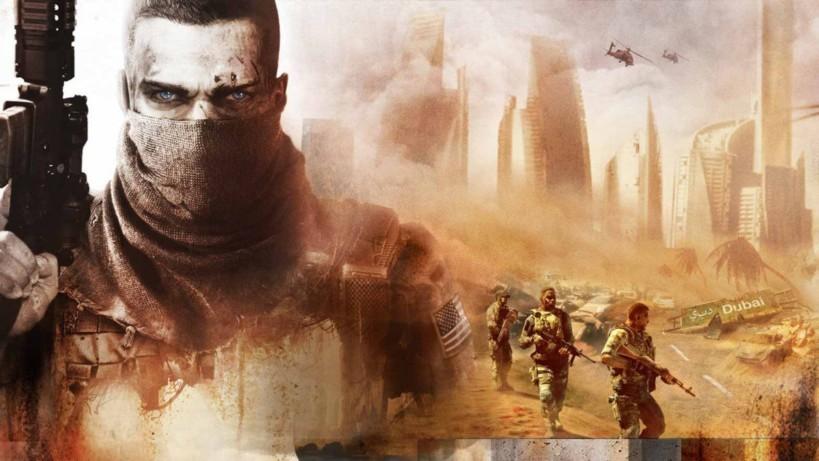 Spec Ops: The Line - сюжетная игра про ужасы войны