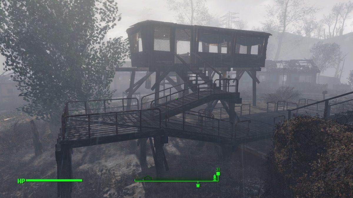 Fallout 4 - мод на строительство