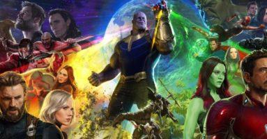 «Мстители: Война бесконечности» - первый трейлер