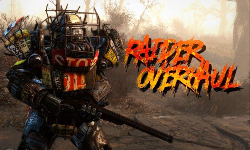Raider Overhaul