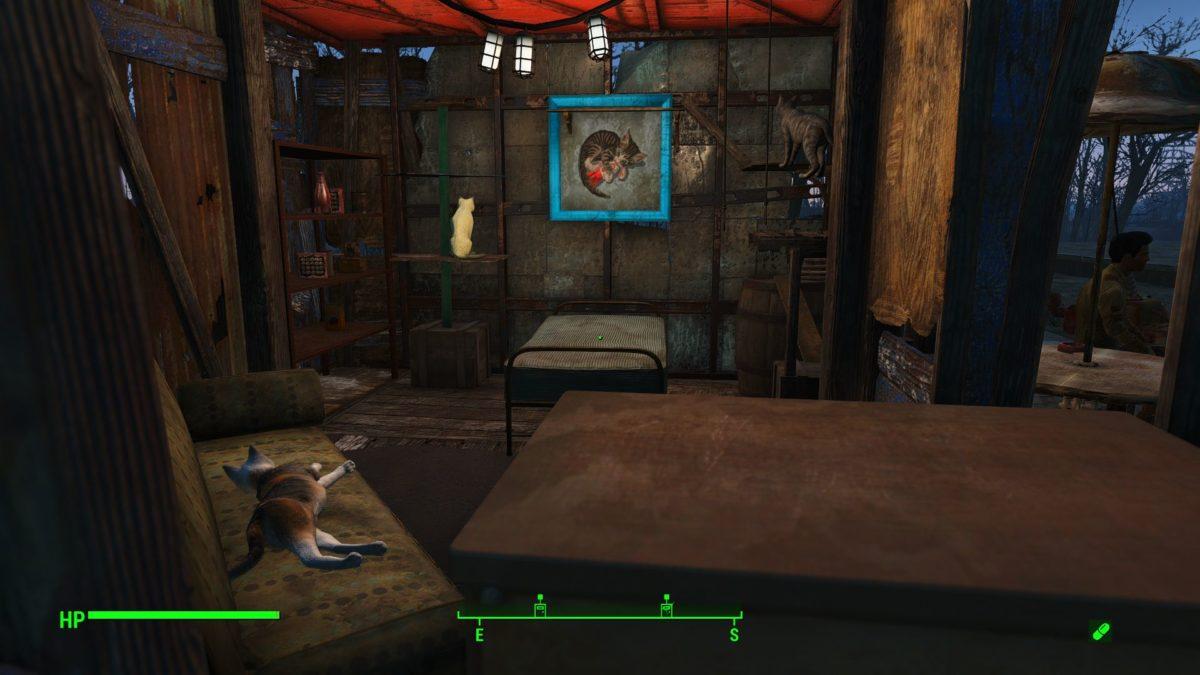 Fallout 4 мод на строительство